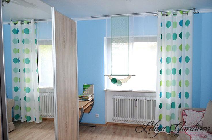 Ber ideen zu kinderzimmer gardinen auf pinterest for Kinderzimmer gardinen