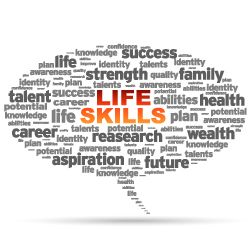 Free Life Skills Worksheets - Use these worksheets to help high school students learn basic life skills - money management, banking, understanding debt, driving safety, and more.