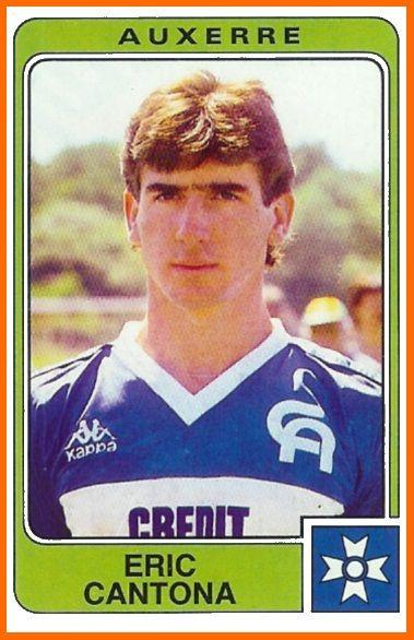 Eric Cantona - AJ Auxerre