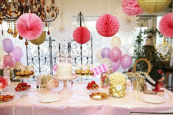 PINK FAIRY -COCO's 11th BIRTHDAY- ARCH DAYS