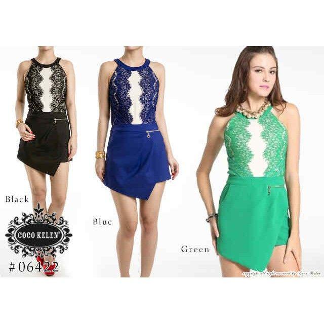 Saya menjual Coco Kelen 06422 Jumpsuit seharga Rp.215000.00. Dapatkan produk ini hanya di Shopee! https://shopee.co.id/image_boutique/208271277 #ShopeeID