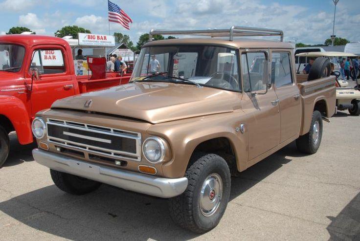 International pickup 1967