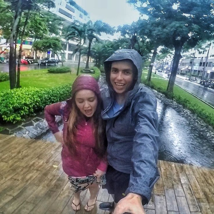 Couldn't let a storm ruin my walk think the thunder made @emlpaterson jump... #scardeycat #thunderstorm #vietnam  #storm #lightning #weather #saigon #hochiminh #hcmc #asia #instagood #instatravel #travel #travelling #backpacking #backpacker #traveller #travellingtogether #travellingcouple #wanderlust #gopro #goprooftheday #photooftheday #goprohero4 #goproselfie #selfie #goproeverything #goprouniverse #goprouniverse #goprolife  @backpacker_pics @soulnature_ @gpfanatic @gprealm…