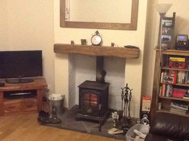 25 Best Images About Log Burner On Pinterest Mantels