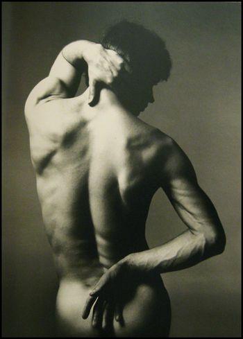 Nureyev by Avedon
