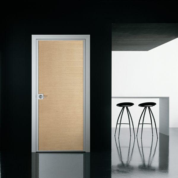 Innentüren Aus Holz   Moderne Zimmertüren Als Übergang Zwischen Räumen