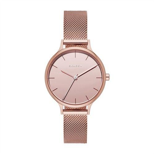 Skagen Damenuhr Anita Edelstahl rosé SKW2413 http://www.thejewellershop.com/ #skagen #damenuhr #uhr #rose #watch #woman #steel #jewelry #schmuck
