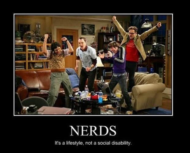 love those guys!!!!!!   The Best Of Geek Humor � 27 Pics