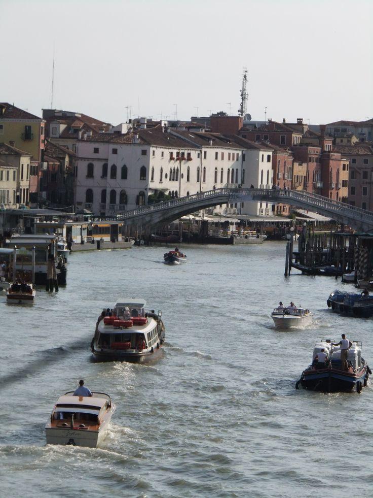 Canal Grande, Venezia. (17 luglio 2011)
