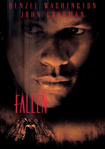 FALLEN (1998): Homicide detective John Hobbes witnesses the execution of serial killer Edgar Reese. Soon after the execution the killings start again, and they are very similar to Reese's style.