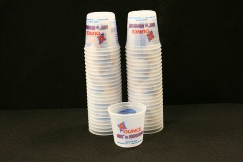"""Fiberlay, Inc. 652165 16 Oz Plastic 50 Pack"" by ""Fiberlay, Inc."". $32.63. Graduated 16 oz plastic mixing containers. 50/pack"