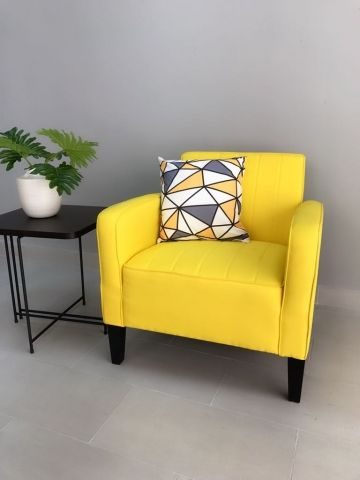 Yellow Upholstered Accent Chair Desk Chairs For Wooden Floors Harmony In 2019 And Sofas Ideas Sofa Color Fabric Black Wood Legs Details Dimensions Overall Product 31 50 W X D 32 H Interior Seat