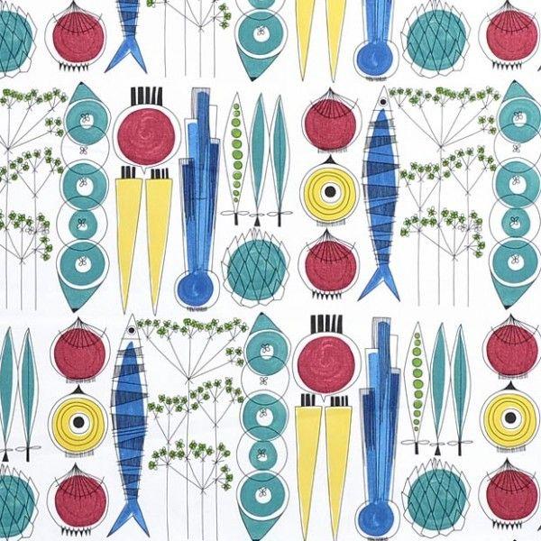 Picknick Design - Marianne Westman 1956 - Fabric - Almendahls Sweden