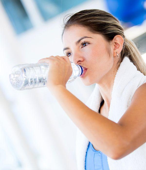 Déshydratation et performance physique. #sport