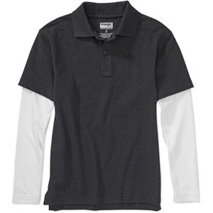 Walmart.com Clearance: Boy & Girl School Uniforms Starting at $4