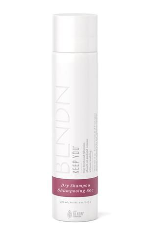 KEEP YOU is an invisible aerosol dry shampoo that revives 2nd day hair in an instant or gives clean hair some much needed texture that you can still run your hands through.