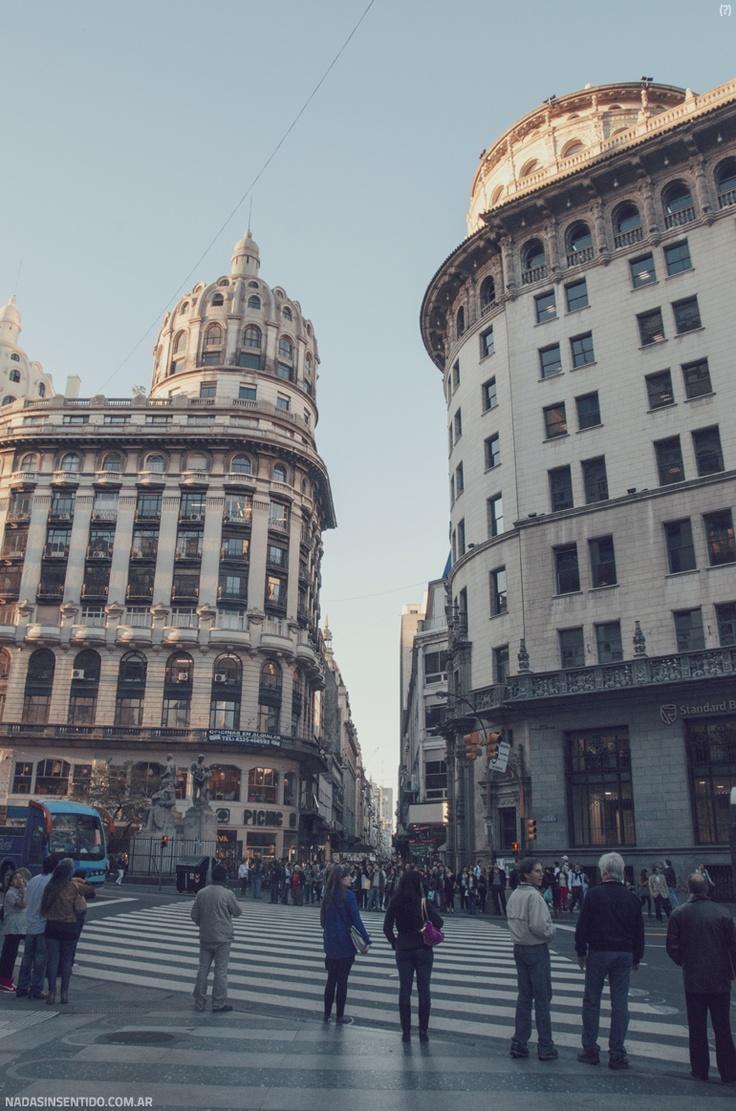 Florida & Diagonal Norte || Buenos Aires - Argentina