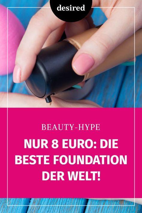 Die wohl beste Foundation der Welt kostet nur 8 Euro!