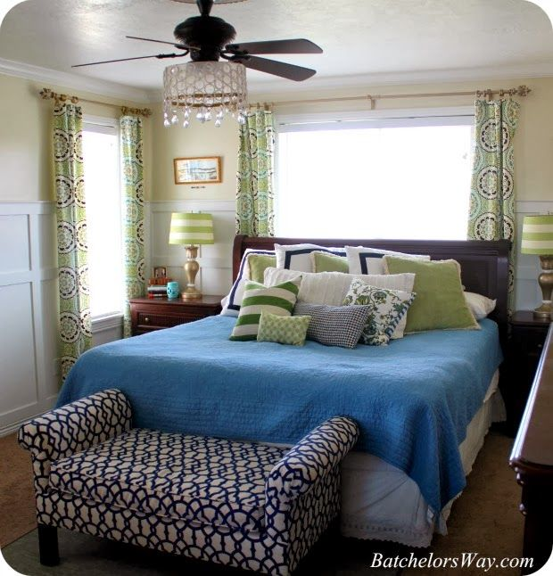 Bedroom Makeover On A Tight Budget