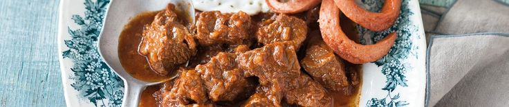 A dietary staple adopted from Hungary during the emperor's day - diced meat and stew are put in a stew together. There are dozens of variations, from...