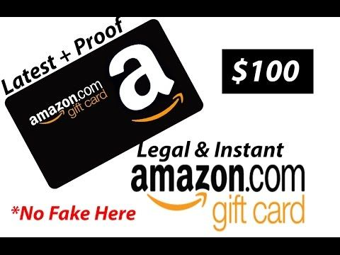 STEP 1 - GO TO:- http://po.st/AmaZonGift STEP 2 - Submit Your Email & A Pasword STEP 3 - Check your e-mail for the gift card ! STEP 4 - Click The Confirmation Button.  STEP 5 - And Get Amazon Gift Card !!! HAVE FUN.   Get Free Amazon Gift Cards 100% Legal & Instant. Amazon Gift Card Generators Free Download Till December 2017.   For Mobile Device No need to follow any steps just Install the free apps. Click the link bellow to get amazon gift instantly:   For iPhone Device Only…