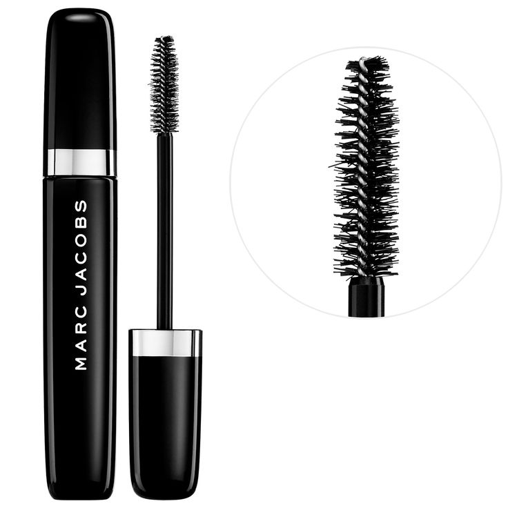 What it is: A lash-expanding, ultra volumizing mascara designed to deliver high-drama lashes. What it does: Get full lashes that make eyes pop with this water-based mascara formula from Marc Jacobs. It incorporates a special size-increasing ble