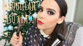 yuya maquillaje año nuevo - YouTube