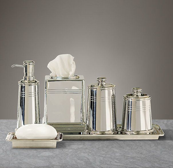 Metal Apothecary Accessories - gorgeous!!!