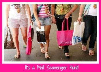 A mall scavenger hunt is a great party idea for teens and tweens. Check out these amazing ideas for planning a scavenger hunt at the mall.