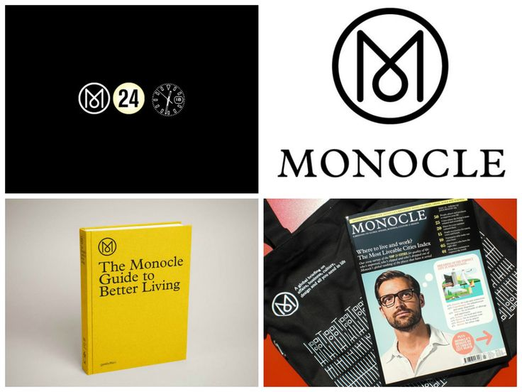 """Monocle is a global affairs and lifestyle magazine, 24-hour radio station, website, and media brand that launched in 2007. Founded by Canadian born Tyler Brûlé.    It covers 5 sectors: Affairs, Briefing, Culture, Design and Fashion. Monocle doesn't want to be CNN or BBC  – its doesn't focus on reporting to the masses and it focuses on its niche audience.    A brand geared for the future:  Monocle - """"Keeping an eye on the world.""""   Check their website out here : http://snip.ly/t5Gn"""
