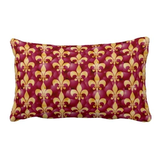 Red Pillows Fun Fashionable Home Accessories And Decor