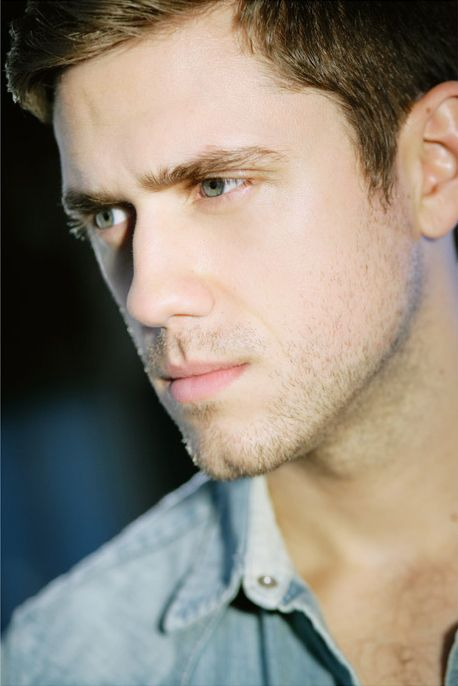 Aaron Tveit (Gabe Goodman) from Broadway's Next To Normal.You can also see him in Les Misérables as Enjolras.