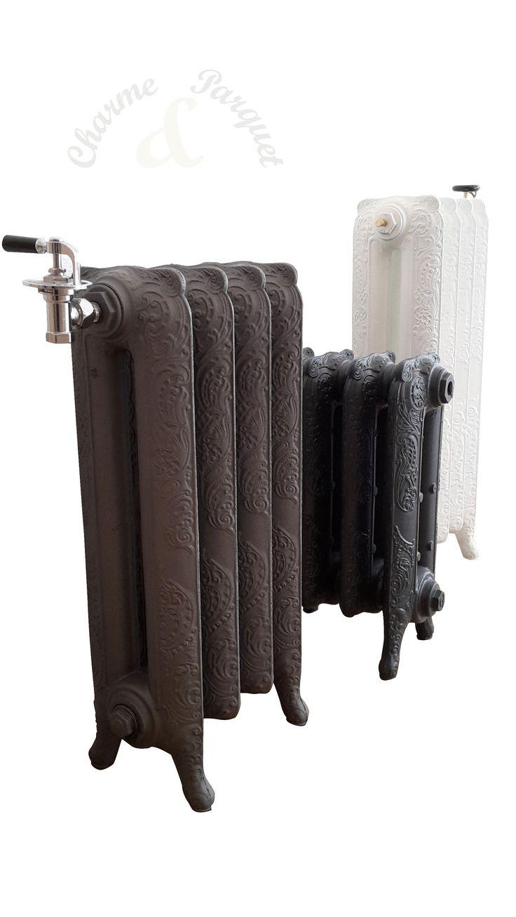 Les 18 meilleures images du tableau radiateur fonte sur - Robinet radiateur fonte ...