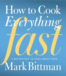 I think a collection of Mark Bittman cookbooks would be an awesome college graduation gift!  How to Cook Everything Fast - Mark Bittman