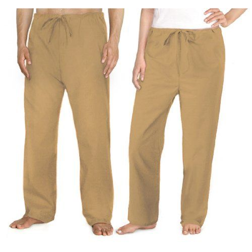 Khaki Scrubs Pants BOTTOMS XS Tan - Apparel Scrubs For HIM or HER Broad Bay http://smile.amazon.com/dp/B00JH2Q4I4/ref=cm_sw_r_pi_dp_VJvlub0JYAQP2