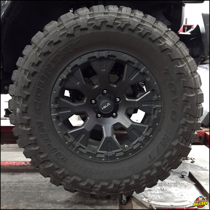 """35"""" Toyo Open Country M/T tires under a 2010 Jeep Wrangler Sahara. _____________________________ --------------------------------------------- #Axleboy #offroad #jeep #wrangler #sahara #toyo #opencountry #tire #mudtire #stl #stpeters #stlouis #missouri #jeepshop #jeepthing #jeeplife #jeepnation #olllllllo #4x4 #4wd"""