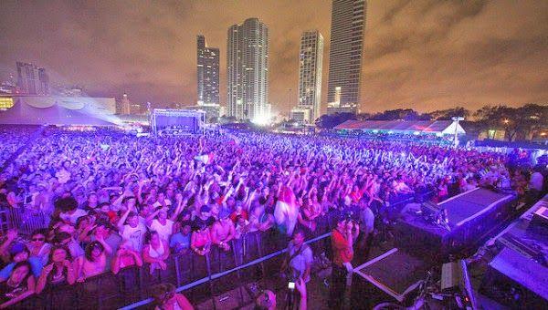 Ultra Music Festival Closing