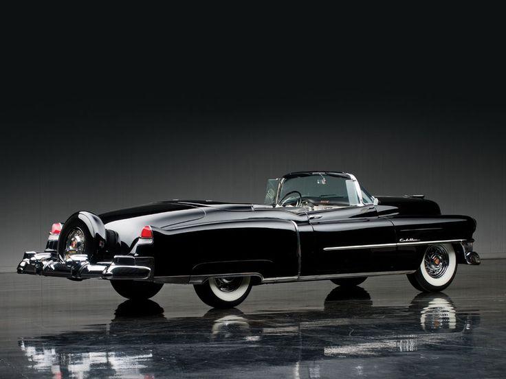 1953 Cadillac Eldorado Convertible | The Don Davis Collection, posted via rmauctions.com