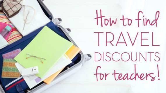 Get the latest teacher discounts, deals, contests & freebies—all in one place.