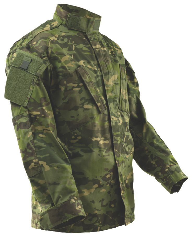 TRU-SPEC Tactical Response Uniform (TRU) Top in New Multicam Tropic Pattern Available from OPSGEAR