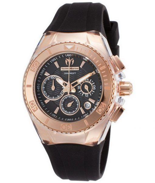 TechnoMarine Star Cruise Collection Chronograph TM-115033 Womens Watch