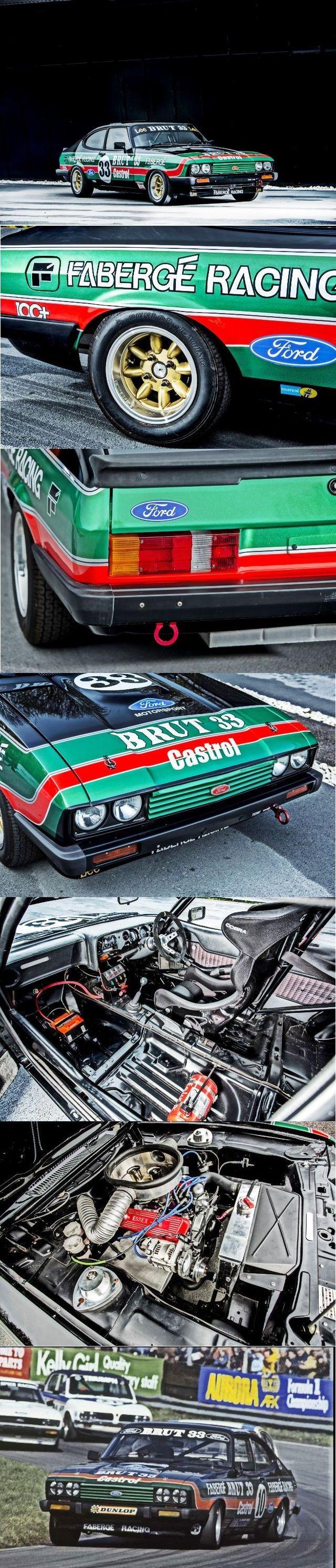 1978 Ford Capri - III 3.0S (FABERGE)