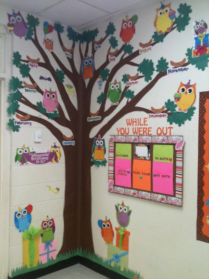 Classroom Tree Ideas ~ Best images about birthday chart on pinterest