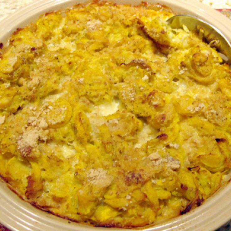Slap Your Mama It's So Delicious Southern Squash Casserole #recipe | Justapinch.com