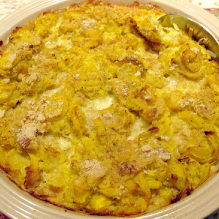 Slap Your Mama It's So Delicious Southern Squash Casserole #recipe | Justapinch.com