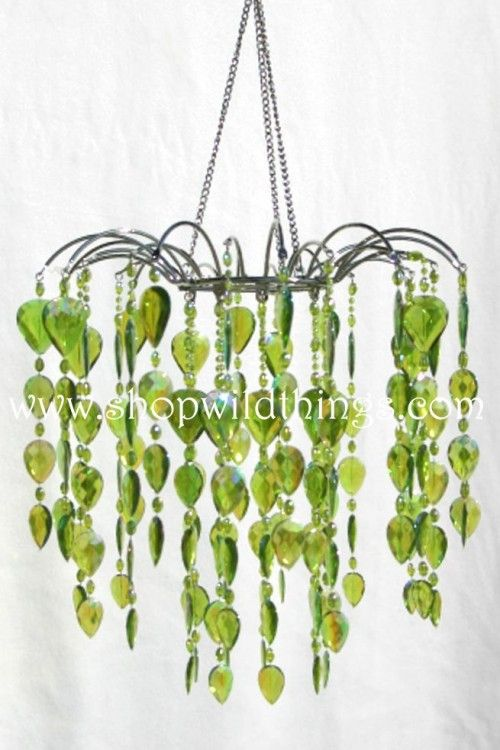 Love thisDecor, Bedrooms Redo, Diy Chandeliers, Baby Girl Rooms, Green Chandeliers, Baby Girls Room, Guest Rooms, Bedrooms Ideas, Laundry Room
