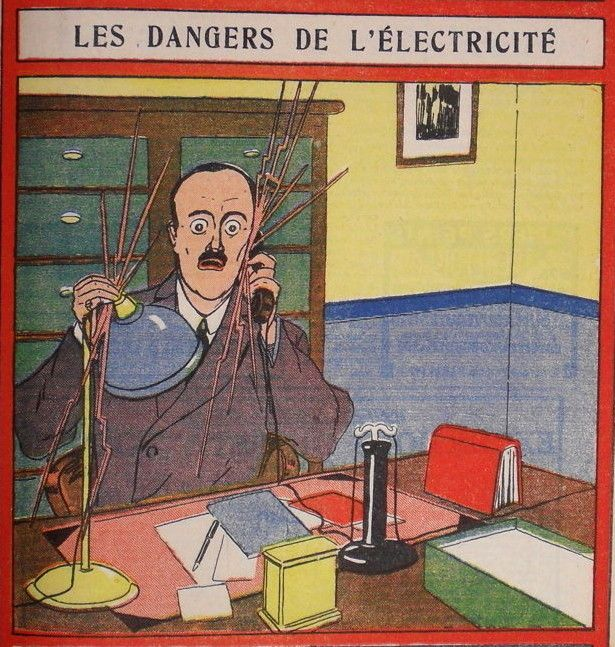 Electric Shocks - and the History of the Future (Science Fiction)
