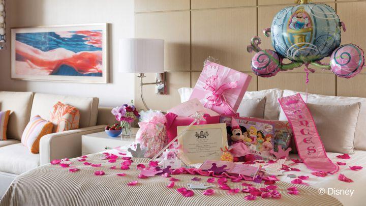 Disney In-Room Celebrations | Four Seasons Resort Orlando