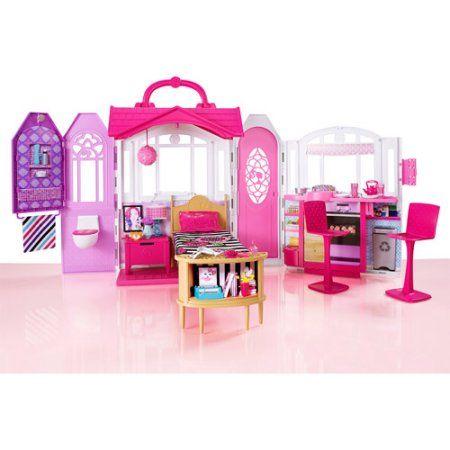 Barbie Glam Getaway House - Walmart.com