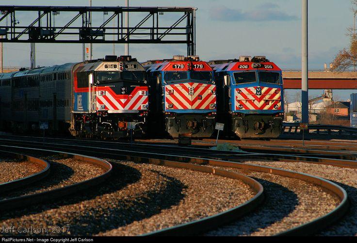 RailPictures.Net Photo: 184 Kansas City Southern Railway EMD F40PH at Blue Island, Illinois by Jeff Carlson